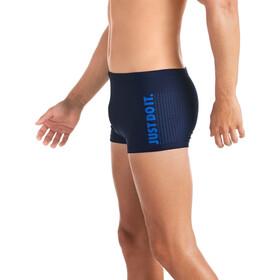 Nike Swim JDI Square Leg Shorts Men, azul